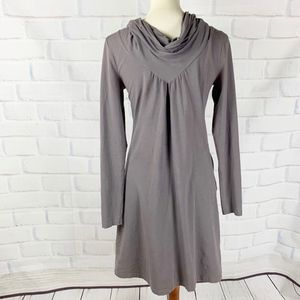 Athleta Gray Long Sleeve Athletic Dress I M